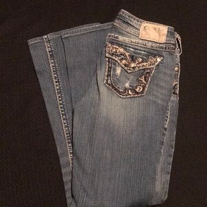 Silver Jeans Jeans - Silver distressed jeans